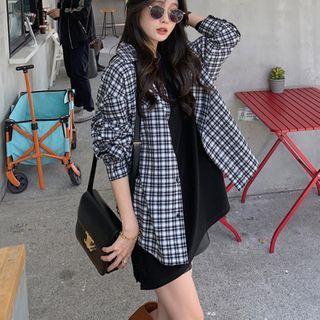 Long-sleeve | Plaid | Shirt