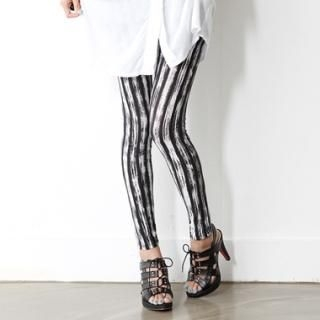 Buy HARU Striped Leggings 1022976892