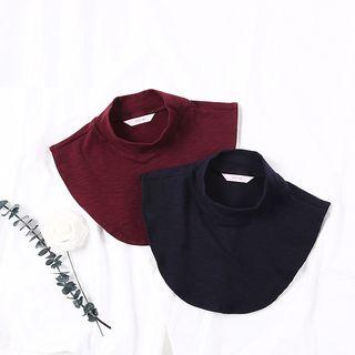 Image of Plain Stand-collar Decorative Collar