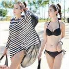 Bikini and Cover-Up Set 1596
