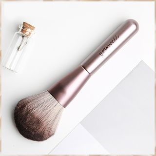 Image of Blush Brush 01 - Powder Brush - Grape Purple - One Size