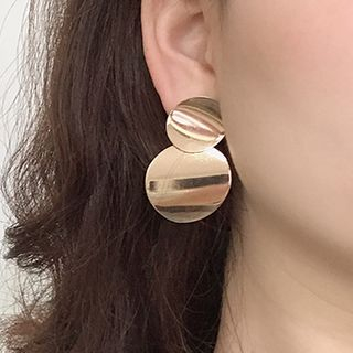 Earring | Polish | Dangle | Disc