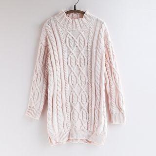 Ribbed Knit Dress 1056434719