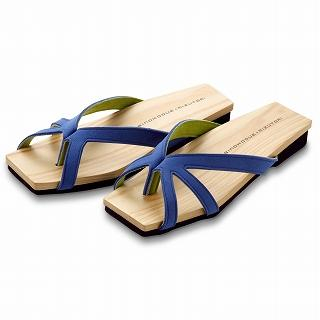 Picture of Mizutori Hinoki Hakimono Wood Sandals 1019588089 (Sandals, Mizutori Shoes, Japan Shoes, Womens Shoes, Womens Sandals)