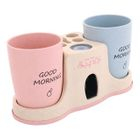 Set: Toothbrush Stand + Cups 1596