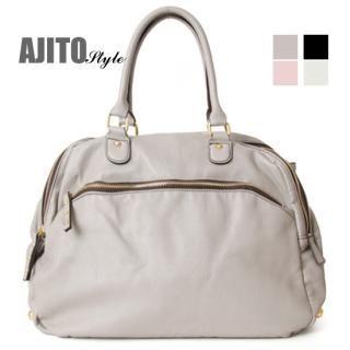 Buy AJITO Faux Leather Tote 1021091036