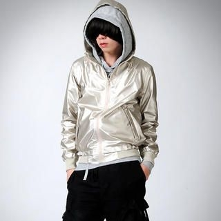 Picture of deepstyle Hood Zipup Jacket 1022113301 (deepstyle, Mens Outerwear, Korea)