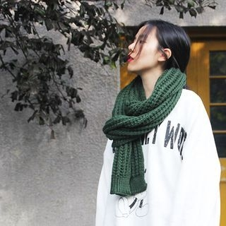 Ribbed Scarf 1063358944
