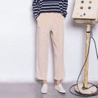 Cropped Wide Leg Pants 1596