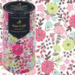 Aimez Le Style Masking Tape Grand Fleurette
