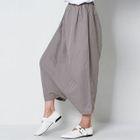 Linen Blend Harem Pants от YesStyle.com INT