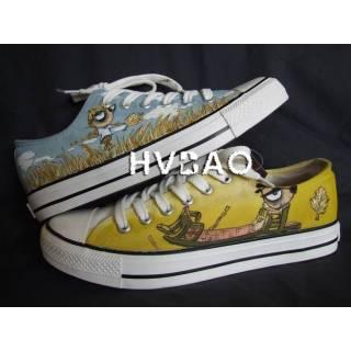 Buy HVBAO Scarecrow Motif Sneakers 1011124844