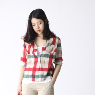 Buy Maypin Check Shirt 1022513512