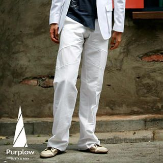 Buy Purplow Regular Fit Pants 1004889660