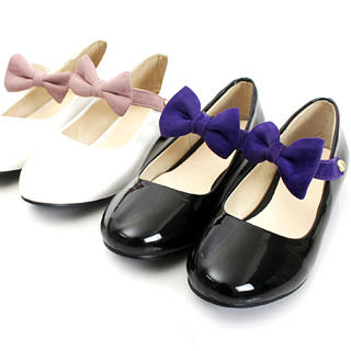 Buy KAWO Ribbon-Strap Mary Jane Flats 1022770799