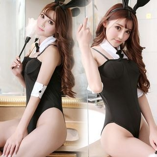 Bunny Lingerie Costume 1058283067
