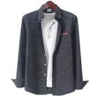 Button-Down Collar Pocket-Detail Shirt от YesStyle.com INT