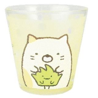 Sumikko Gurashi Color Frost Glass (Cat) 1063506024