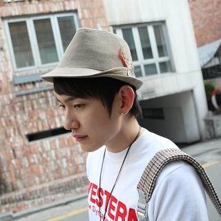 Picture of Groove9 Fedora 1022456667 (Groove9, Mens Hats & Scarves, Korea)