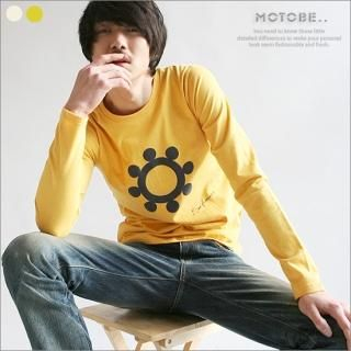 Buy MOTOBE Printed Tee Shirt 1022280269
