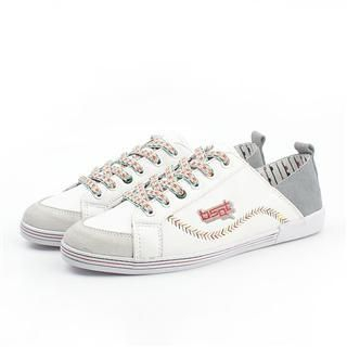 Picture of BSQT Lace-Up Sneakers 1022469053 (Sneakers, BSQT Shoes, Taiwan Shoes, Mens Shoes, Mens Sneakers)