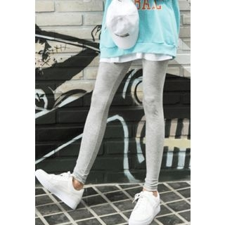 Plain Colored Leggings 1059554164