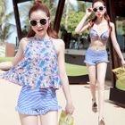 Floral Bikini Set 1596