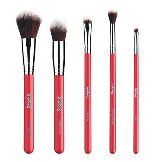 Image of Practk - All-Star Makeup Brush Set Set of 5