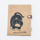 Stationery Pouch - Cat Beige - One Size от YesStyle.com INT
