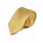 Slim Silk Tie 1596