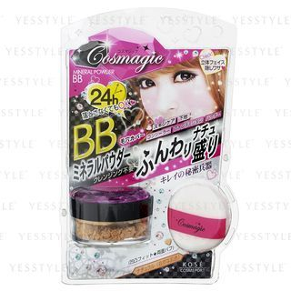 Kose - Cosmagic 24h BB Mineral Powder (Natural Beige) 5g