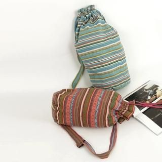 Buy MUTNAM Canvas Striped Backpack 1023008582
