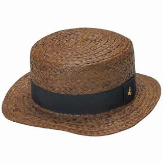 Buy GRACE Raffia Straw Hat Brown – One Size 1022190337