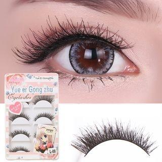 False Eyelashes (5 Pairs) 1051569081