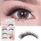 False Eyelashes (5 Pairs) 1596