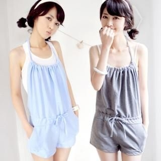 Buy She is Drawstring Playsuit 1022851837
