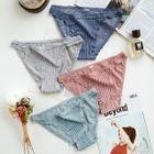 Lace Trim Panty 1596
