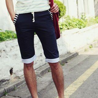 Buy SLOWBABA Cotton Shorts 1022820473