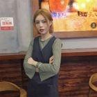 Set: Striped Long Sleeve T-Shirt + Pinafore Dress 1596