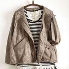 Camo Zip Jacket 1596