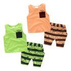 Kids Set: Print Tank Top + Shorts 1596