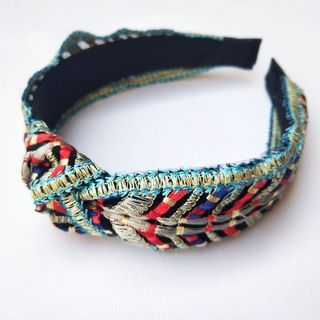 Image of Patterned Hair Band