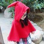 Kids Hooded Cape 1596