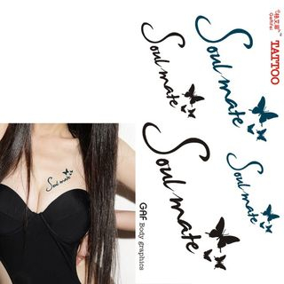 Waterproof Temporary Tattoo 1 Sheet