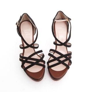 Buy KENZI Cross Strap Stilettos 1022814199