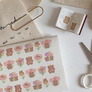 Image of Bear Print Masking Tape