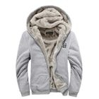 Fleece Lined Zip Hoodie 1596