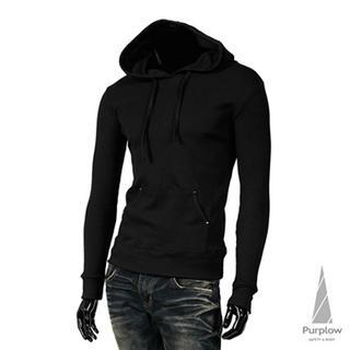 Buy Purplow Hooded Pullover 1022575194