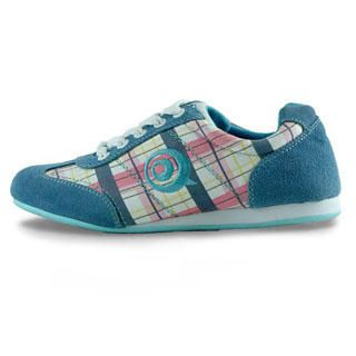 Picture of BSQT Embroidered Plaid Sneakers 1021074390 (Sneakers, BSQT Shoes, Taiwan Shoes, Womens Shoes, Womens Sneakers)