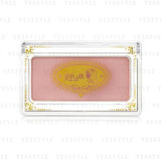 Bihada Ichizoku - Cheek Blush Shiny (Pink) 1 item